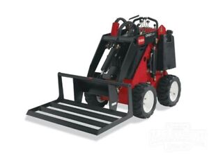 Ground Leveler for Compact Loaders - 23165 - Toro Dingo, Ditch