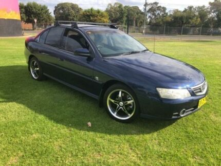 2003 Holden Berlina VY II Blue 4 Speed Automatic Sedan Coonamble Coonamble Area Preview