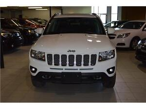 2014 Jeep Compass Limited! Perfect for Winter! Free Gas Card!
