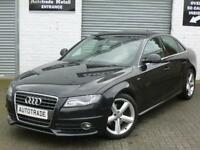 2008 58 Audi A4 2.0TDI ( 143PS ) S Line Manual Diesel for sale in AYR