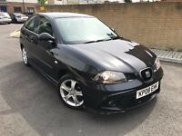 Seat Ibiza 1.4 16v **Sport**,2008,Hatchback,1 OWNER FROM NEW,FULL SERVICE HISTORY,HPI CLEAR