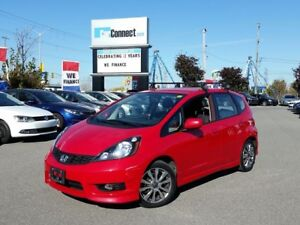 2012 Honda Fit Sport ONLY $19 DOWN $58/WKLY!!
