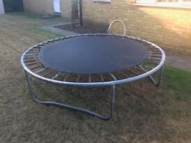 Used trampoline - FREE - take apart and take away please