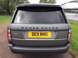 2014 64 LAND ROVER RANGE ROVER 4.4 SDV8 AUTOBIOGRAPHY 5D AUTO 339 BHP DIESEL