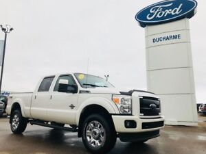 2014 Ford Super Duty F-350 SRW LARIAT Ultimate, LOADED, 1 Owner,