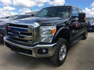 2015 Ford F-250 XLT 4x4 SD Crew Cab 6.75 ft. box 6.7L Diesel Low