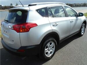 2015 Toyota RAV4 ASA44R MY14 GX AWD Silver 6 Speed Sports Automatic Wagon Hamilton East Newcastle Area Preview