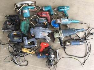 Deceased Estate - Power Tools Bundle Robina Gold Coast South Preview