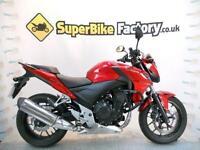 2013 63 HONDA CB500 F-A