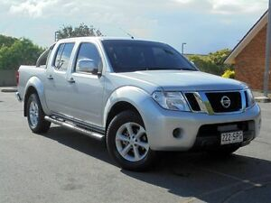 2012 Nissan Navara D40 S6 MY12 ST 4x2 Silver 6 Speed Manual Utility Chermside Brisbane North East Preview