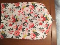 1 piece suit / matching skirt & top
