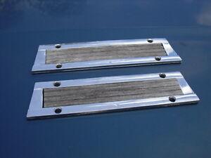NICE-1950s-1960s-Chris-Craft-Garwood-Century-Glastron-Attwood-Chrome-Step-Plates