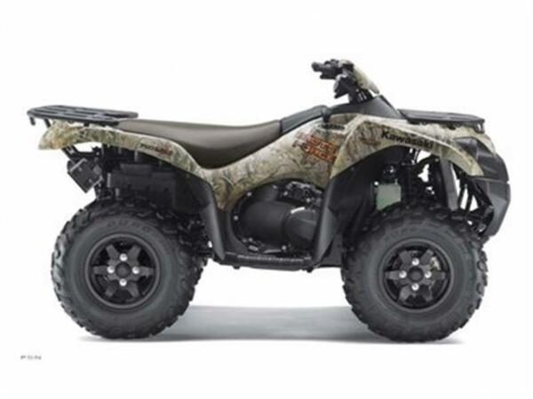 Used 2012 Kawasaki Brute Force (KVF750HCF)