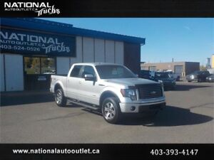 2012 Ford F-150 FX-4 Ecoboost