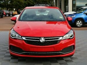 2017 Holden Astra BK MY17 RS Absolute Red 6 Speed Manual Hatchback