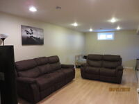 1 bedroom basement suite Ottewell area