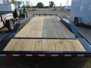 20' PJ BUGGY HAULER - QUALITY TRAILER FOR AN AMAZING PRICE! London Ontario image 2