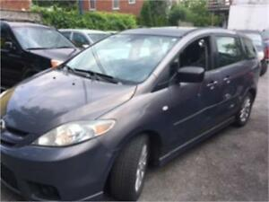 MAZDA MAZDA 5 2007 AUTOMATIQUE 6 PLACES