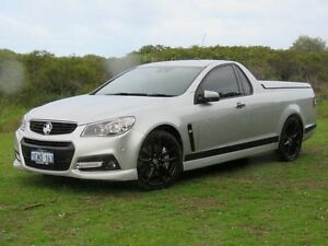 2014 Holden Ute VF SS-V Redline Silver 6 Speed Automatic Utility Hillman Rockingham Area Preview