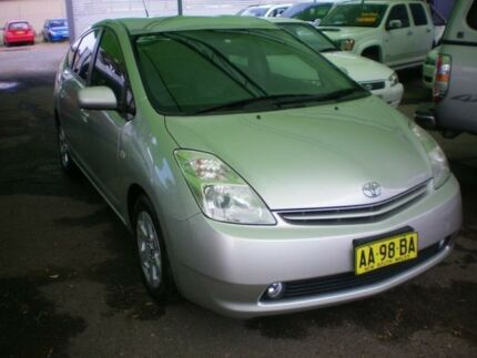2004 Toyota Prius NHW20R Hybrid Continuous Variable Hatchback