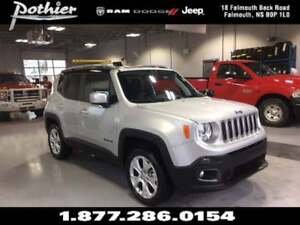 2018 Jeep Renegade Limited