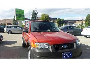 2007 Ford Escape XLT - SOLD