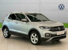 image for 2020 Volkswagen T-Cross 1.0 Tsi 115 Sel 5Dr Dsg Auto Estate Petrol Automatic