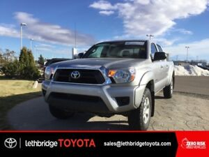 2015 Toyota Tacoma TEXT 403.393.1123 for more info!