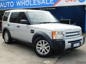 2007 LAND ROVER DISCOVERY 3 SE *** 4X4 AUTO 4LITRE *** LEATHER 7 SEATER **** GREAT SERVICE HISTORY *