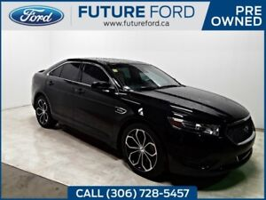 2016 Ford Taurus SHO- 365 HP AWD- FUN TO DRIVE FULLY LOADED-PST