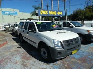 2008 Holden Rodeo RA MY08 LX 5 Speed Manual Crewcab Homebush West Strathfield Area Preview