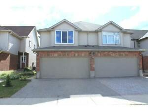 3 bedroom semidetached in Huron Park area