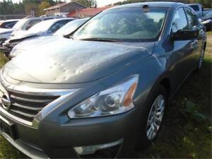 2015 Nissan Altima 2.5 S -AS IS