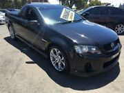 2009 Holden Ute VE MY09.5 SV6 Black 5 Speed Automatic Utility Lidcombe Auburn Area Preview