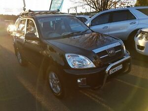 2011 Chery J11 T1X (FWD) Black 4 Speed Automatic Wagon Campbelltown Campbelltown Area Preview