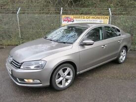 Volkswagen Passat 2.0 SE Bluemotion Tech TDi Turbo Diesel 4DR DSG Auto (autumn brown) 2012