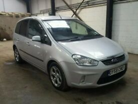Ford C-Max Zetec 1.8 Diesel 2008 6 STAMPS OF SERVICE HISTORY, NO CATEGORY !!!