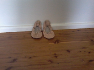 Size 11 Beige ballet shoes Padstow Bankstown Area Preview