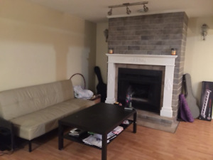 One bedroom Legal suite for rent