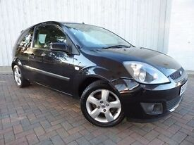 Fiesta 1.25 Freedom ....Perfect 1st Car, Cheap Insurance, Excellent MPG, Sold with New 12 Months MOT