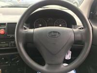 HYUNDAI GETZ 1.1 GSI 3 DOOR CHEAPEST CAR TO INSURE EVER!! VERY RELIABLE PX WELCO