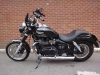 2004 TRIUMPH SPEED MASTER ONLY 11,000 MILES IIMMACULATE