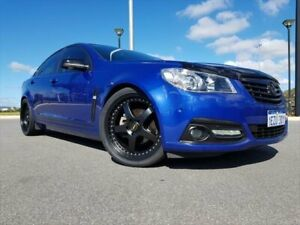 2016 Holden Calais VF II MY16 V Blue 6 Speed Sports Automatic Sedan Kenwick Gosnells Area Preview
