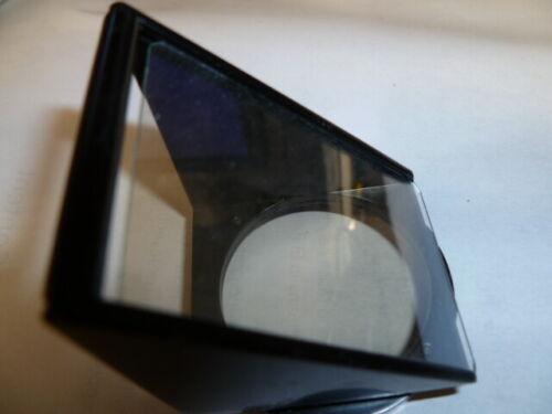 NIKON OPTICAL COMPARATOR 1/2 REFLECTOR
