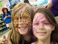 Face Painting :: Balloon Twisting