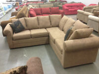 SECTIONAL FOR ONLY $688!!!!! UNBELIEVABLE BUT TRUE!!!!