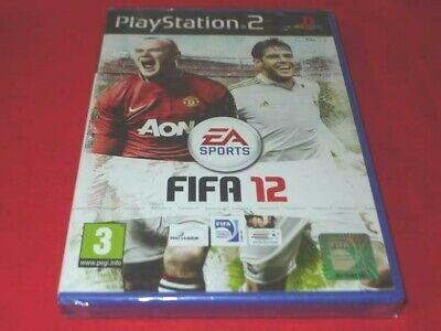 FIFA 12 PLAY STATION 2 DVD comprar usado  Enviando para Brazil
