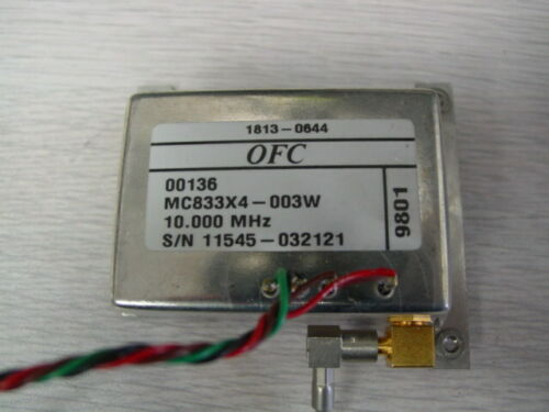 OFC / CTS Knight 10 MHz High Stability Reference Assembly