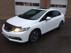 2013 Honda Civic EX, Auto for only $109 bi-weekly!!
