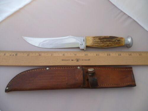 CASE STAG VINTAGE HUNTING KNIFE